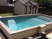 Nouveaut s piscines perrin for Prix piscine creusee