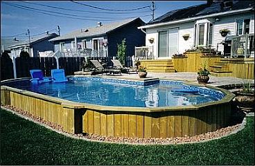 piscines semi creus es piscines perrin. Black Bedroom Furniture Sets. Home Design Ideas